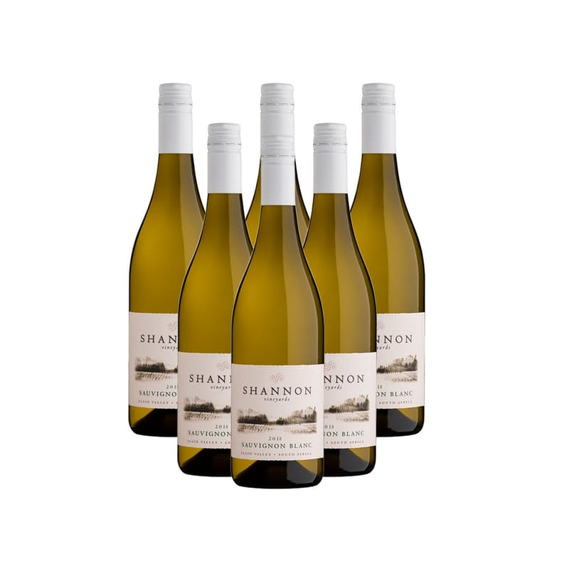 Elgin Sauvignon Blanc 2018 (R79.83 per bottle, 6 bottles)
