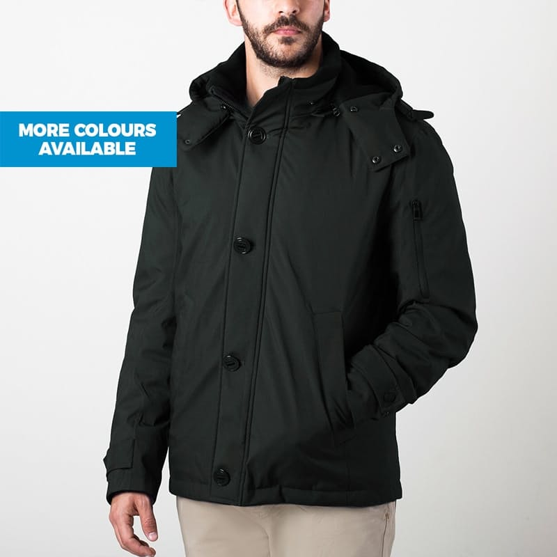 Callum Fitted Parka