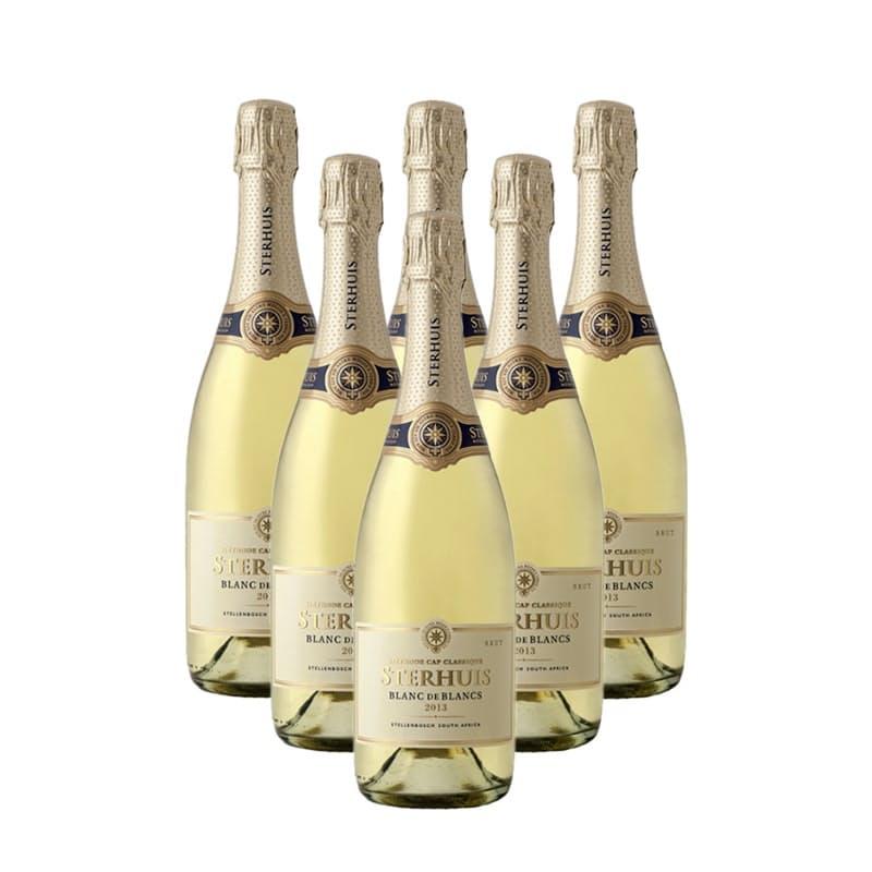 Blanc De Blancs MCC 2013 (R149.83 per bottle, 6 bottles)