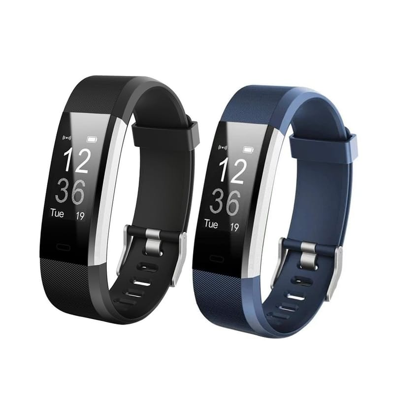 ID115 Plus Fitness Tracker and Heart Rate Monitor