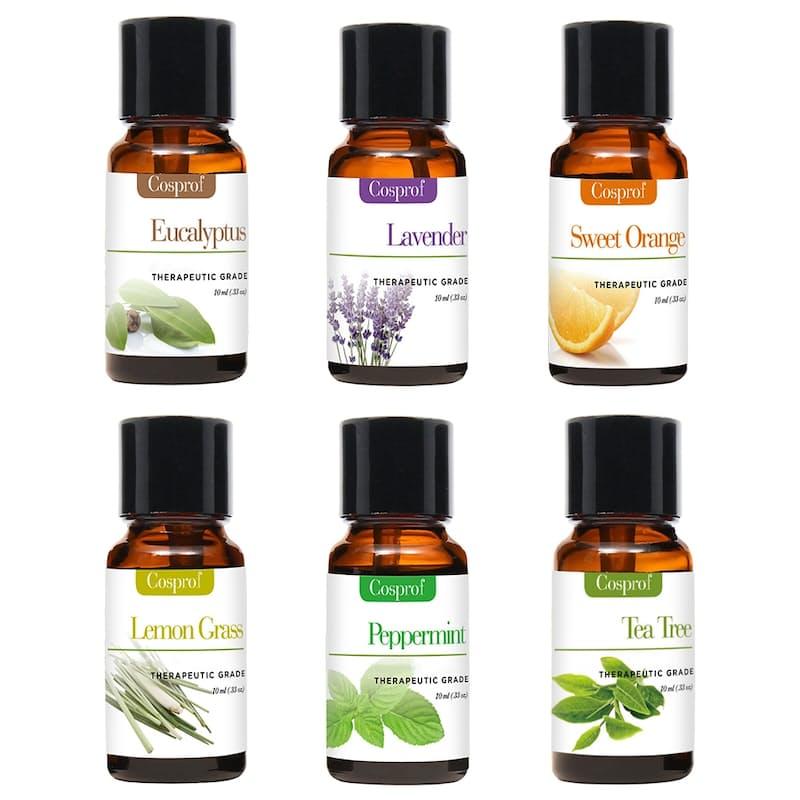 essential oils firms