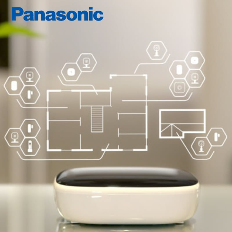 Wifi Home Surveillance HNS Hub