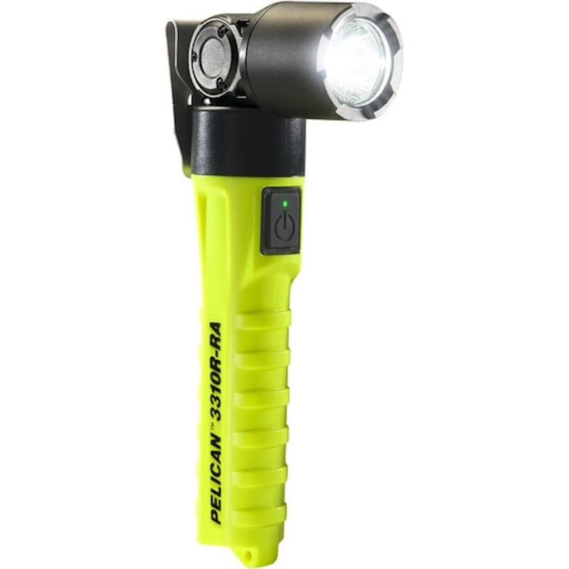 3310R-RA Right-Angle Rechargeable Flashlight