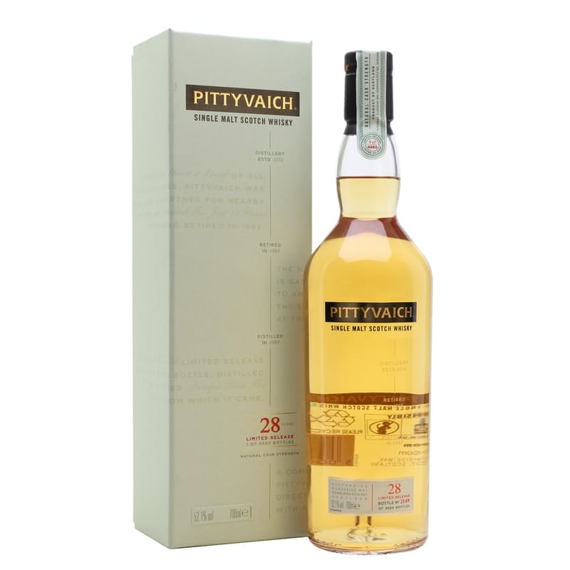28 Year Old Special Release Scottish Whisky