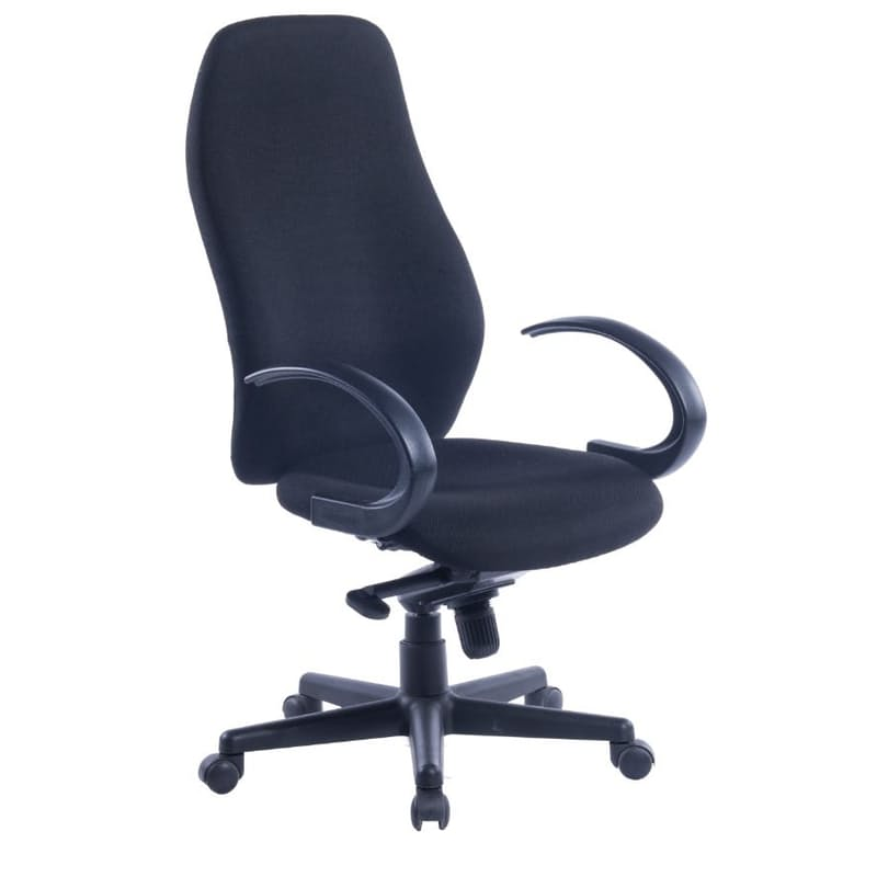 Ergonomic Fabric Visitors Chair