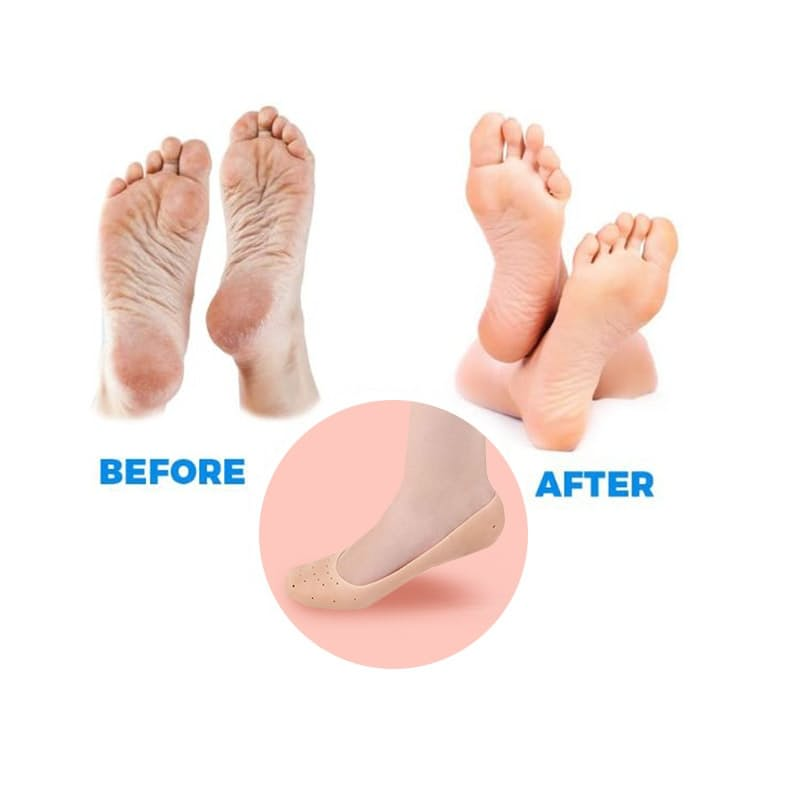 Moisturizing Silicone Foot Socks