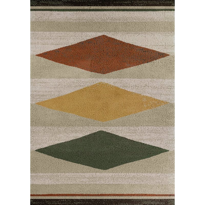 Royal Nomadic Collection Shaggy Polypropylene Indoor Rug (Multiple Sizes Available)