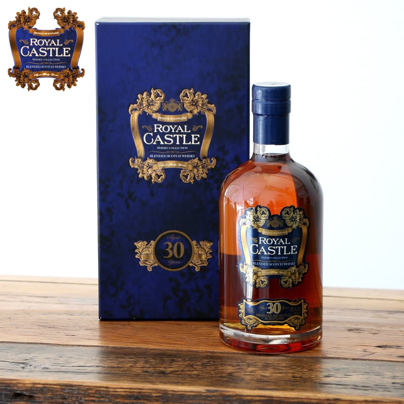 30 Year Old Blended Scotch Whisky