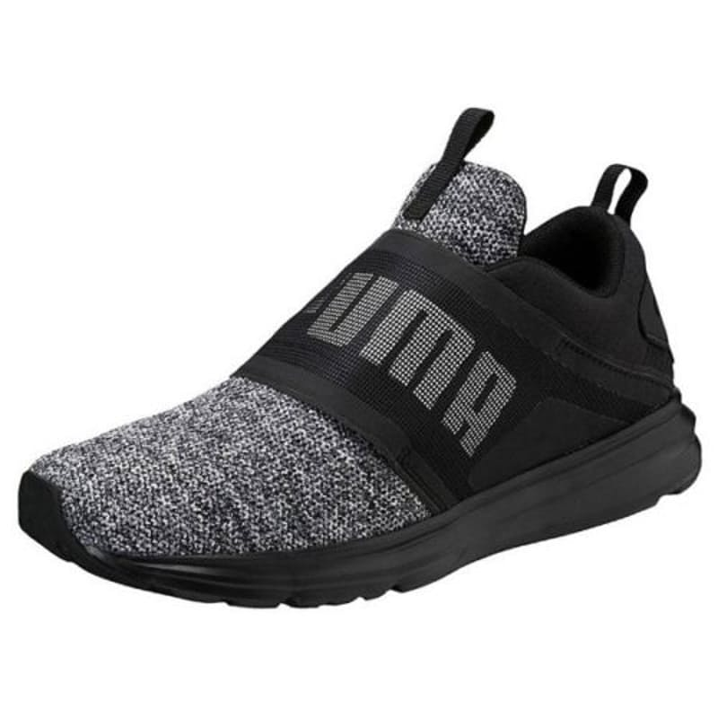 balsa Gran roble entrega  50% off on Women's Puma Enzo Strap Knit Running Shoes