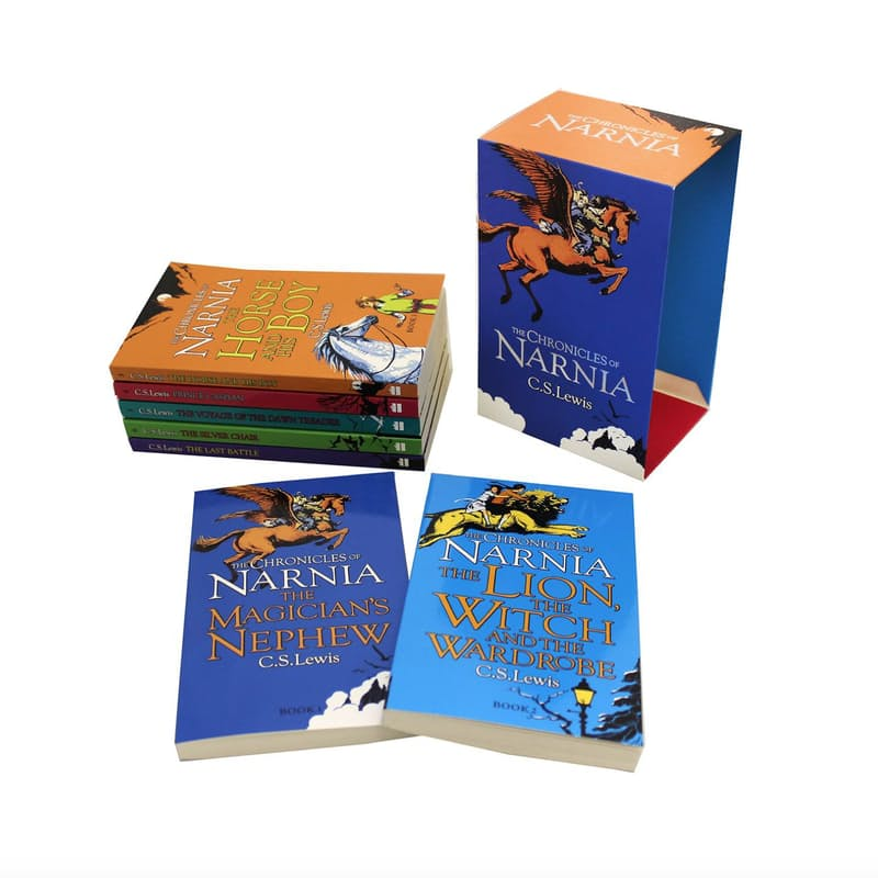 The Complete Chronicles of Narnia (7 Book Collection)
