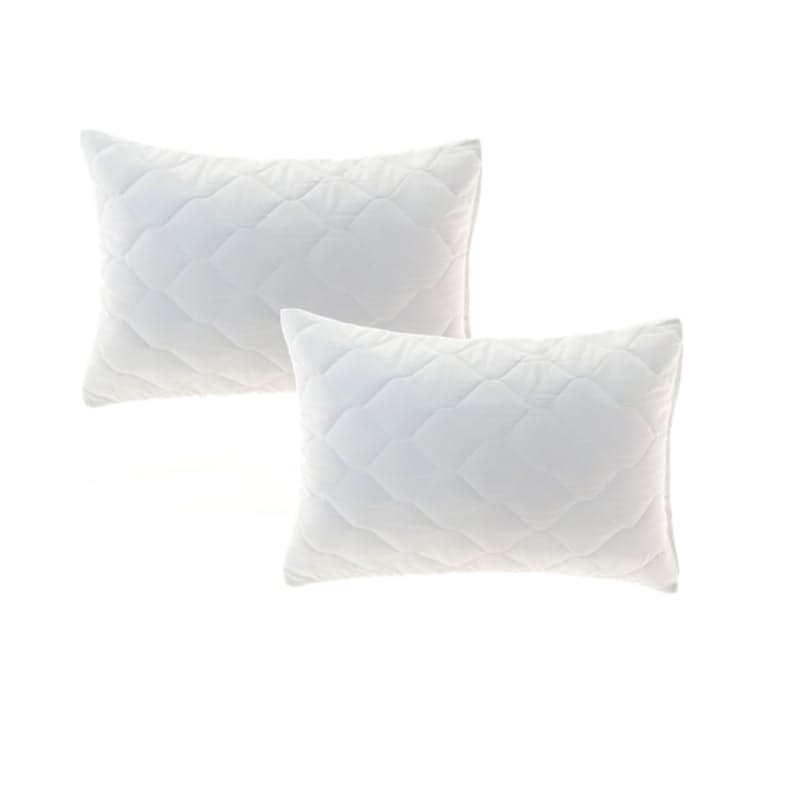 Set of 2 DECO Soft Touch Pillow Protectors