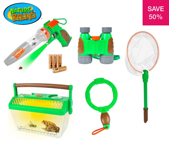 50 off on kids explorer kit includes bug vacuum critter