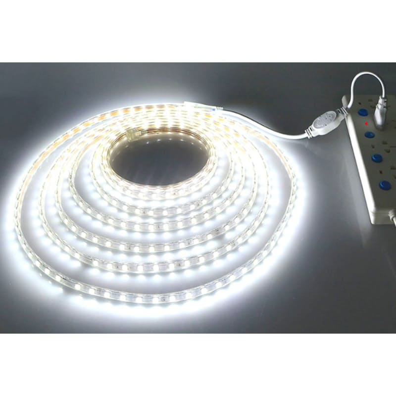 10M 12V LED Waterproof Strip Lights (Multiple Colours Available)