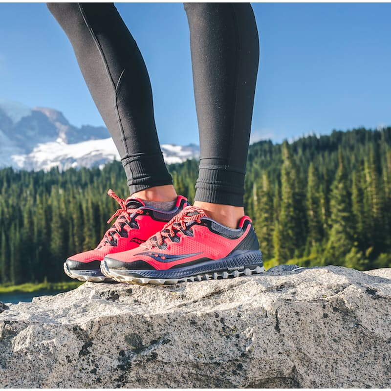 Ladies Peregrine 8 Trail Running Shoes
