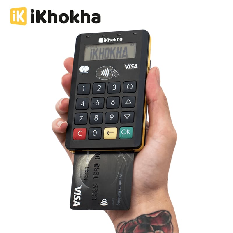 Handheld Mover Pro Card Machine