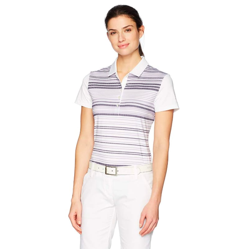 Womens Road Map Polo