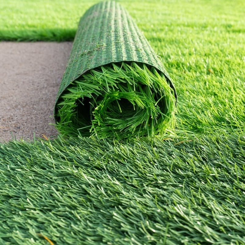 3m² or 6m² Artificial Turf