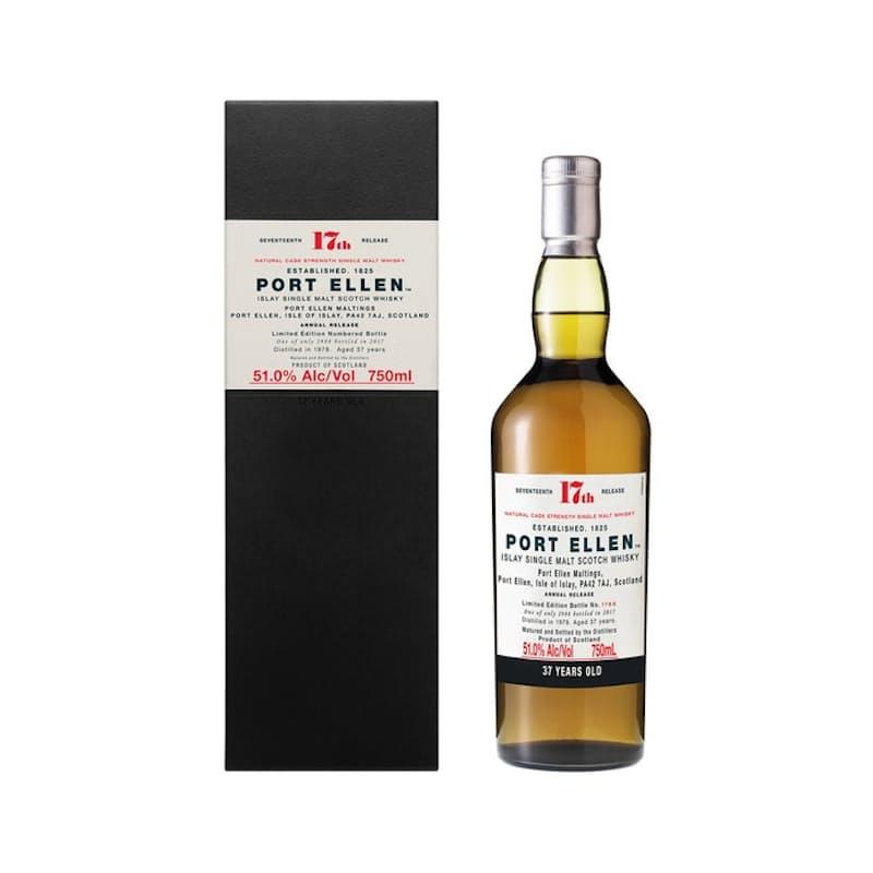 37 Year Old 750ml Limited Edition Distilled 1979 Islay Single Malt Scotch Whisky