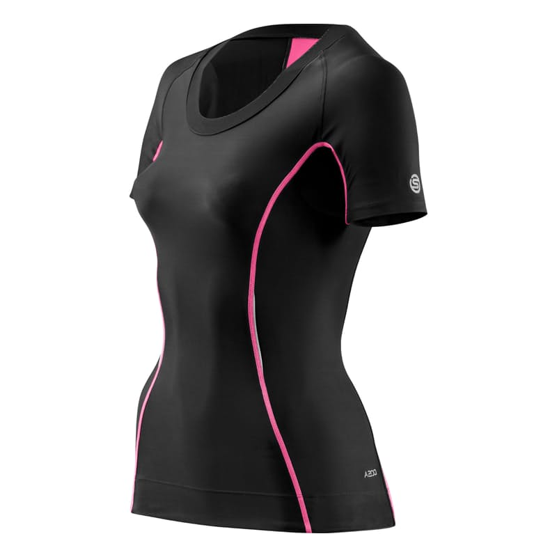 A200 Women's Short Sleeve Compression Top (Limited Stock Available)