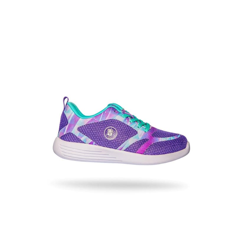 Spiral Galaxy Girl's Lace-up Sneakers (2 Colours Available)