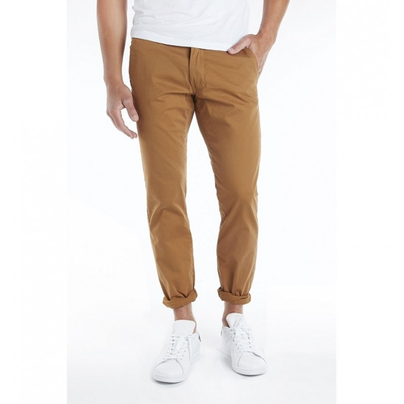 Teddy Smith Chino Slim Stretch Pantalon Homme