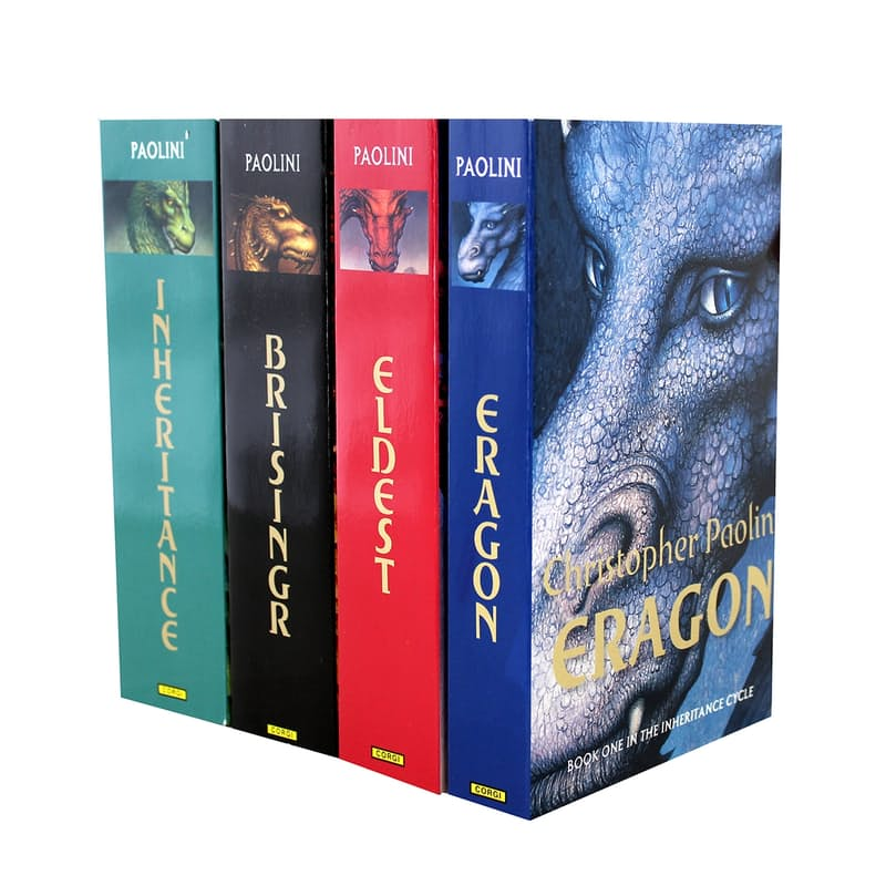 The Inheritance Cycle - 4 Book Collection