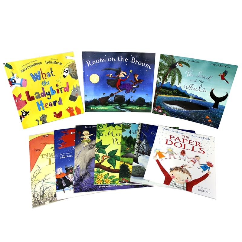 New Edition Picture Books Collection (10 Books)