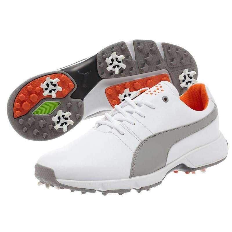 Unisex Titantour Cleated Junior Golf Shoes
