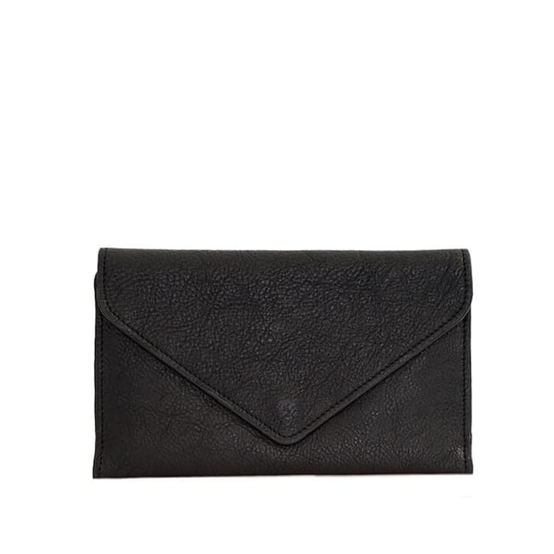 Genuine Leather Tracey Fold-Up Wallet