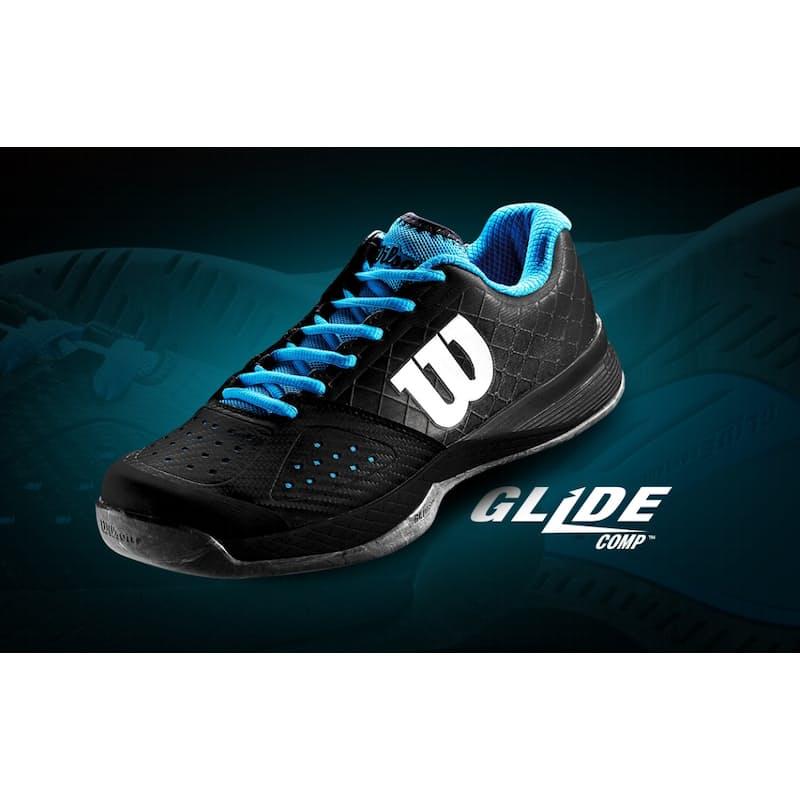 Men's Glide Competition Tennis Shoes