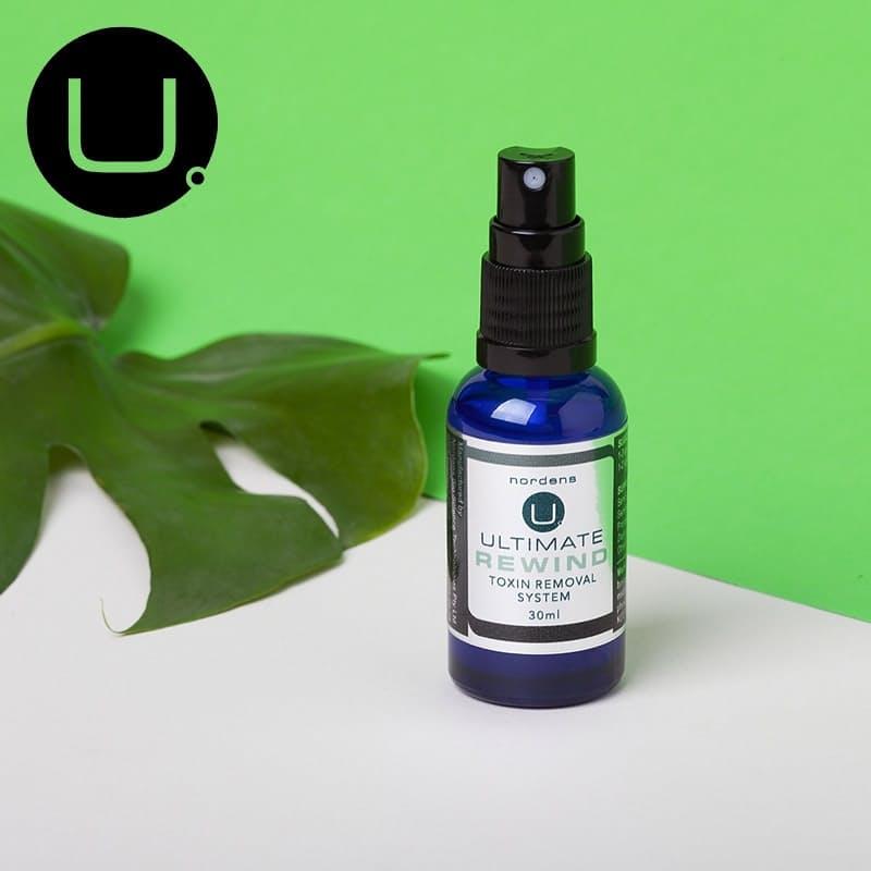 Rewind Toxin Removal System - 30ml Spray Bottle