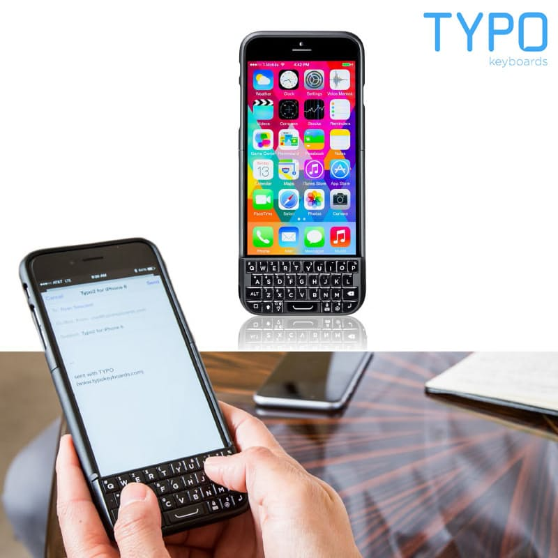 Keyboard for iPhone 6 & 5/5s