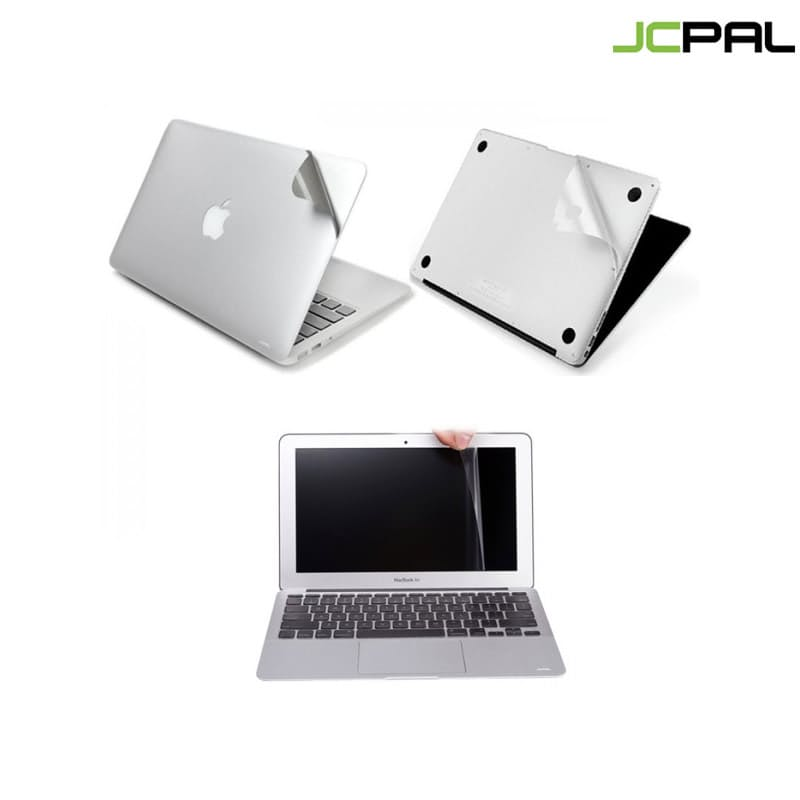 "3-in-1 MacBook Air 13"" Protector Set (Top cover, Bottom Cover and Palm Guard)"