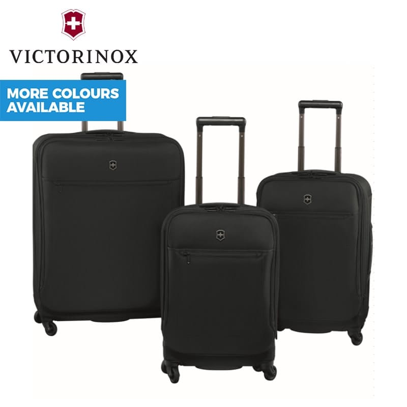 Lightweight 100% Polycarbonate Avolve Collection Spinner Trolley Case with Expansion