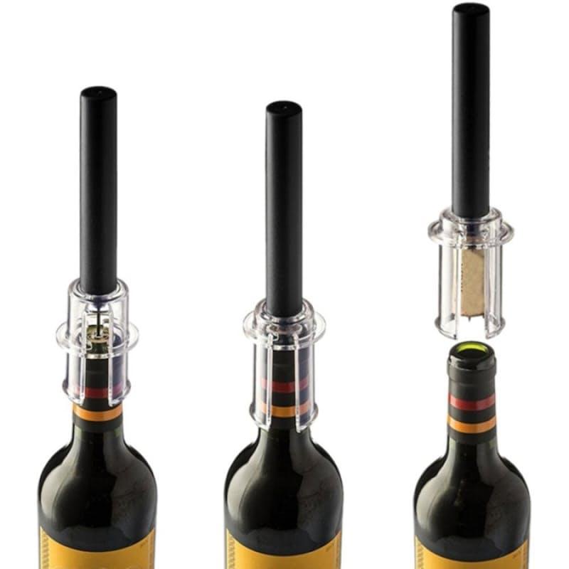 Air Pressure Pump Wine Opener