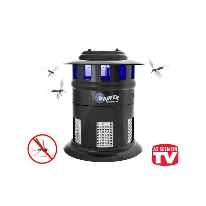 Electronic Insect UV Lamp & Suction Fan Flying Insect & Mosquito Trap