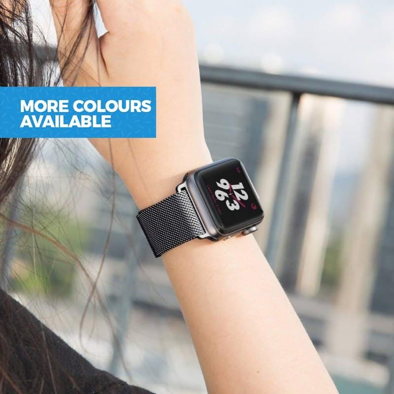 38mm Milanese Apple Watch Straps
