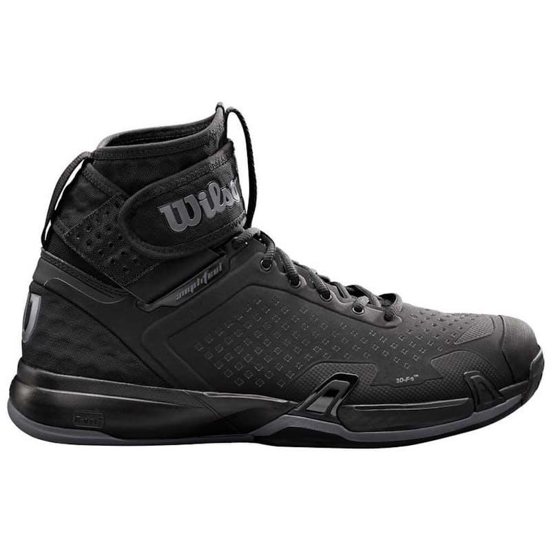Men's Amplifeel Black/Ebony Tennis Shoes