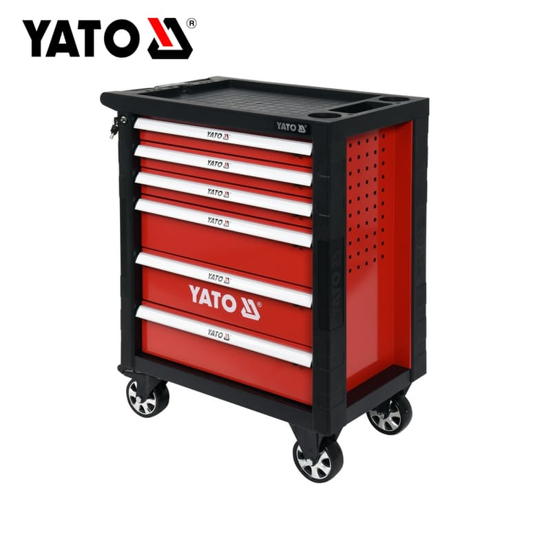 177 Piece Tool Cabinet on Wheels