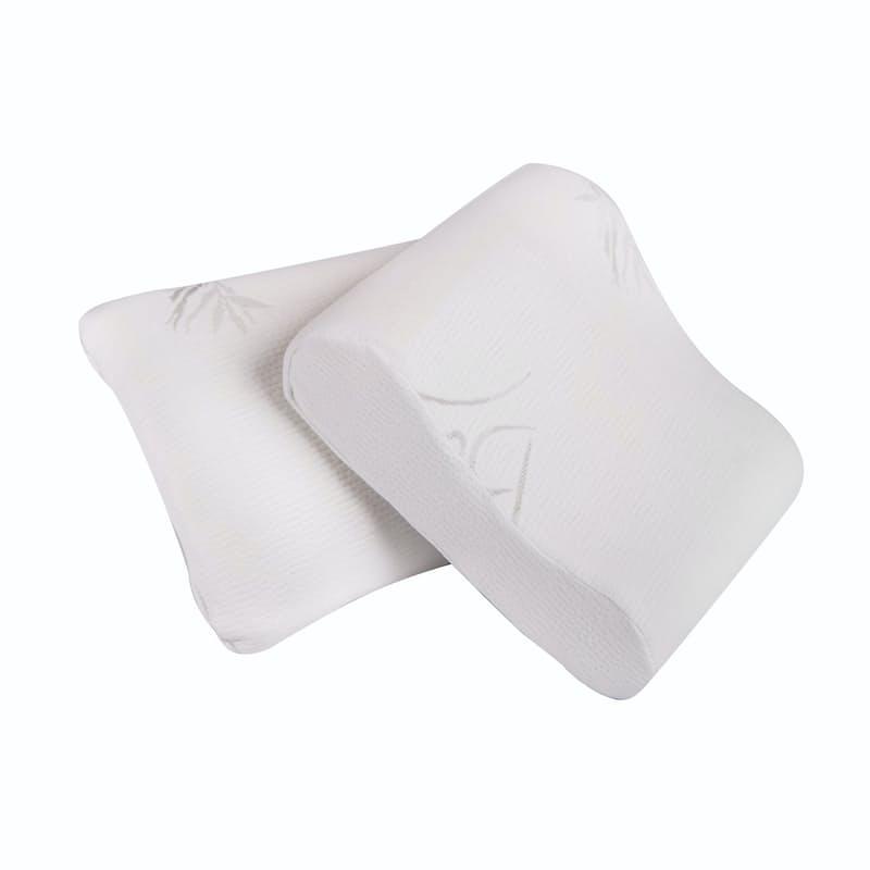Memory Foam Travel Pillow (with 5 Year Guarantee)