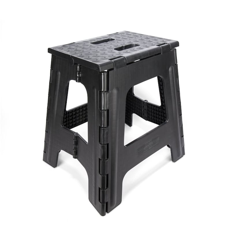 Big Rhino Tall Easy Fold Up Step Stool